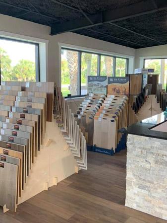 Carpet Country Showroom in Port Saint Joe, FL